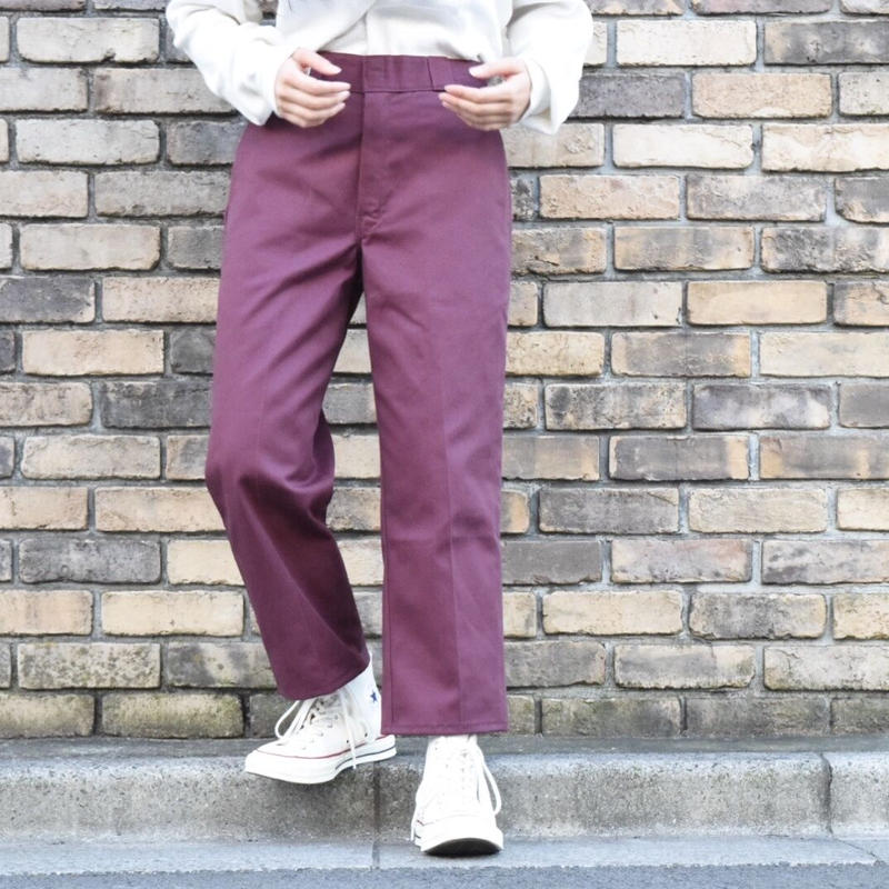Dickies Center Preat Work Trousers