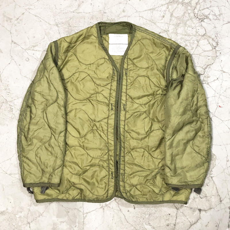 00's U.S.ARMY Quilting Liner Jacket