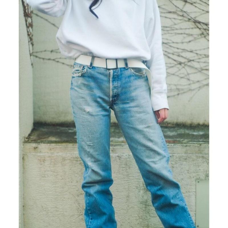 90's Levi's 501 Clash Jeans