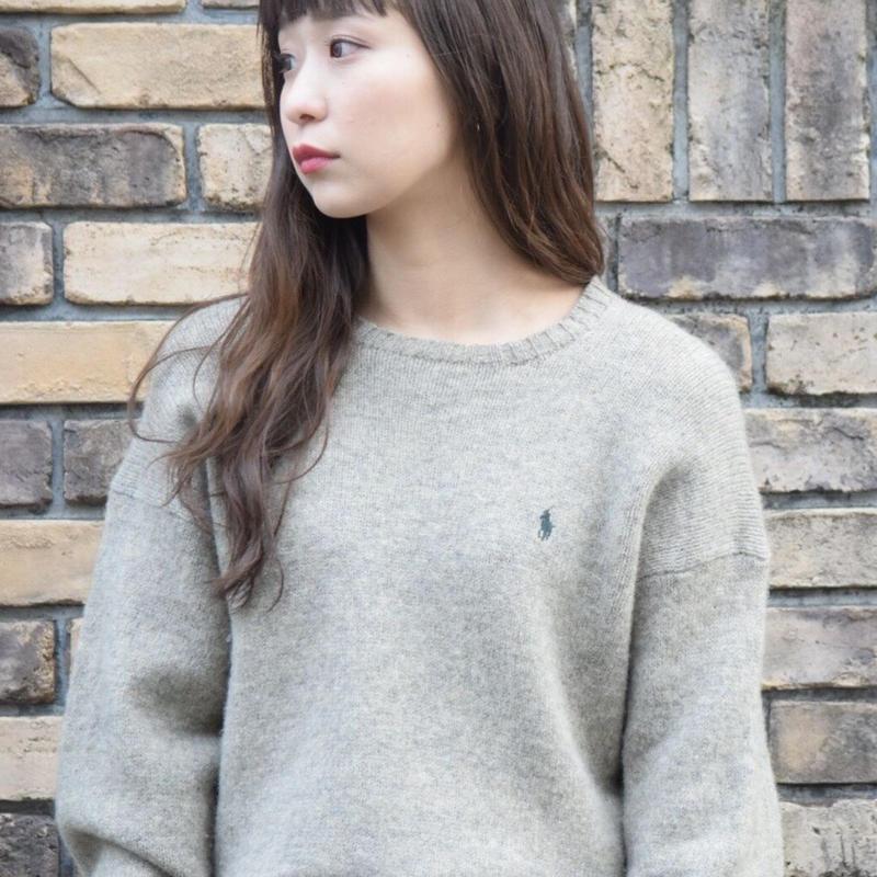 90's Polo Ralph Lauren Wool Sweater