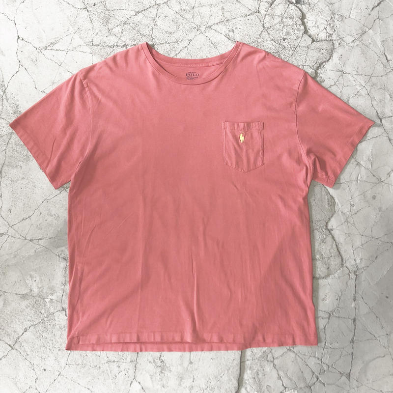 Ralph Lauren Logo Pocket Tee