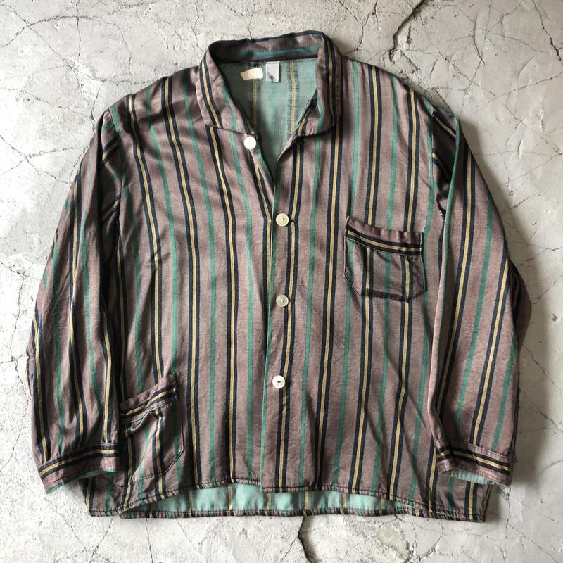 60's Pajamas shirt.