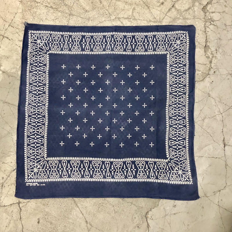 60's Cross Bandana