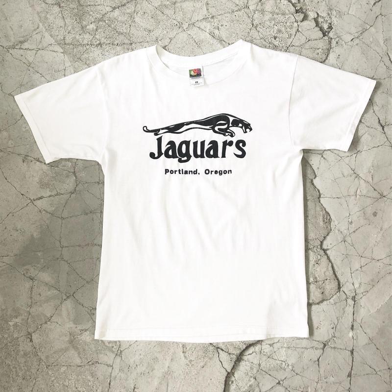 "00's Print Tee ""Jaguars"""