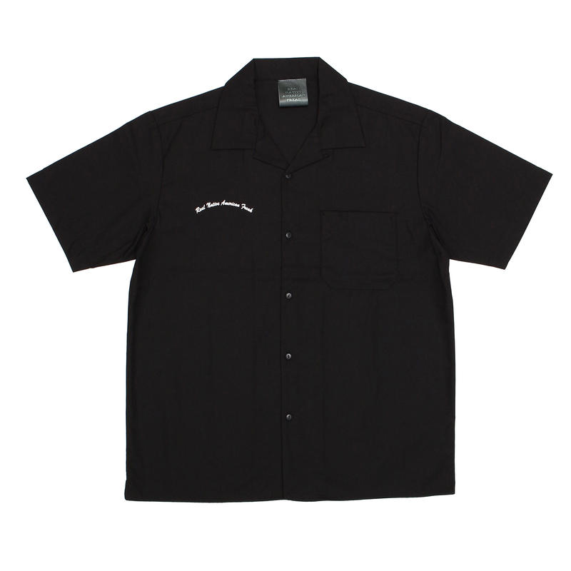 1st anniversary 4 logo's Button shirt