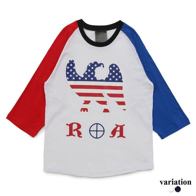 3 Colors American Eagle 3/4 Raglan sleeves