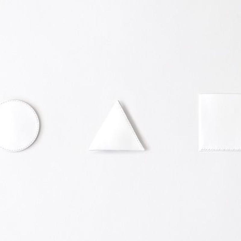 Circle-Triangle-Square set (ri-000-3s-WH)