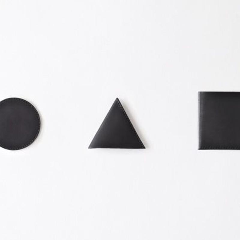 Circle-Triangle-Square set (ri-000-3s-BK)