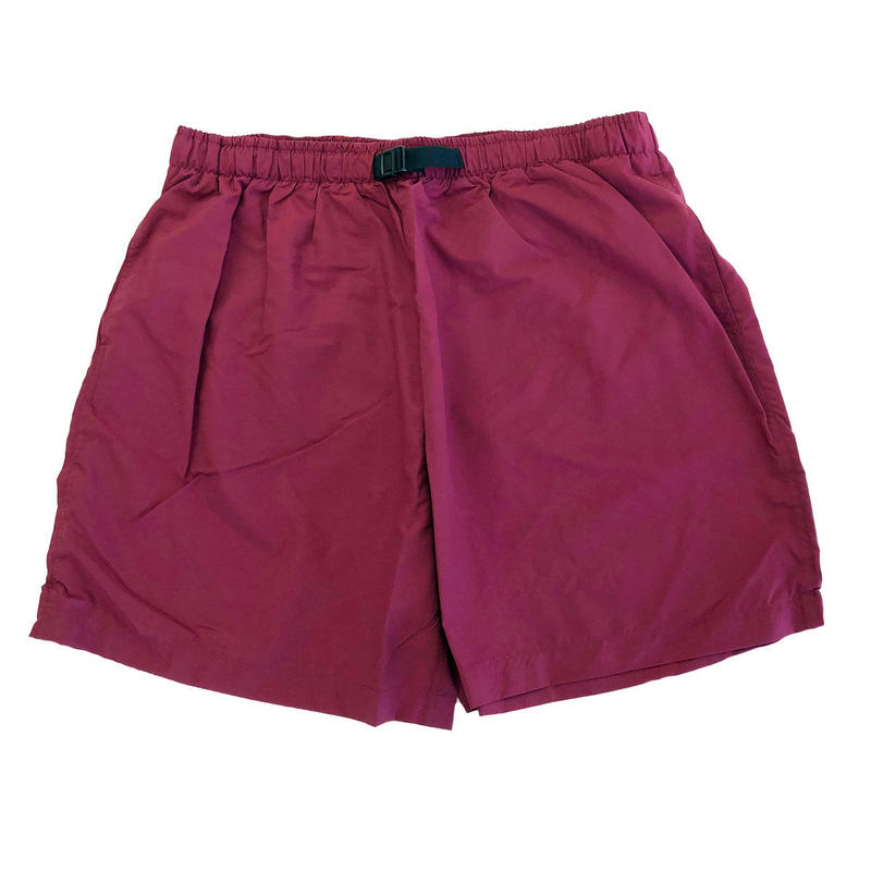COBRA CAPS / Microfiber All Purpose Shorts MAROON 水陸両用 バギーショーツ ショートパンツ COBRA CAP コブラ