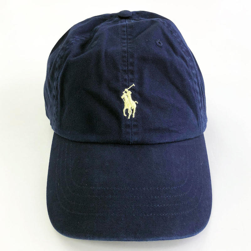 POLO Ralph Lauren / Classic CAP Relay Blue ポロ ラルフローレン キャップ