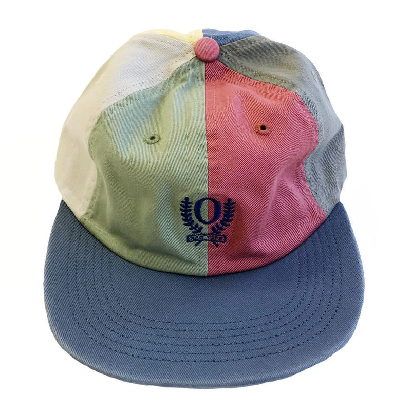 ONLY NY / Crest Polo Hat  multi  オンリーニューヨーク キャップ