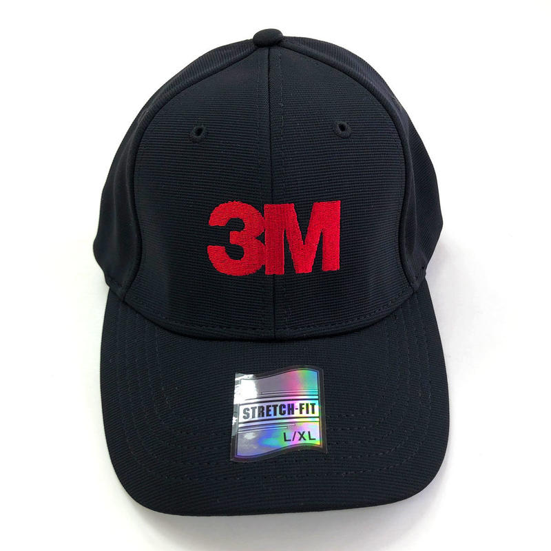 3M  Fitted Performance Cap BLACK キャップ