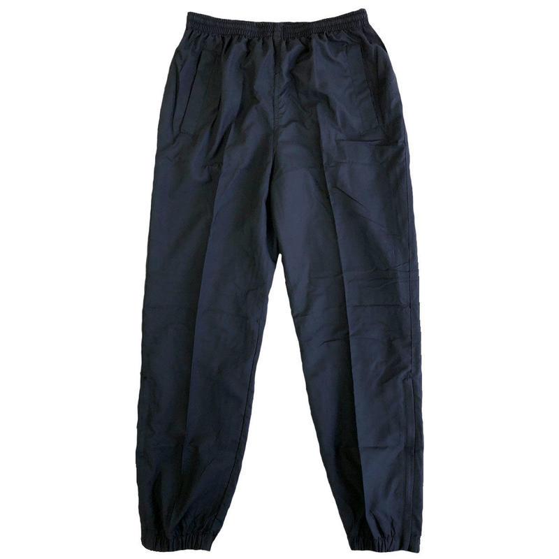 TOMBO Track Pants BLACK トラックパンツ ブラック