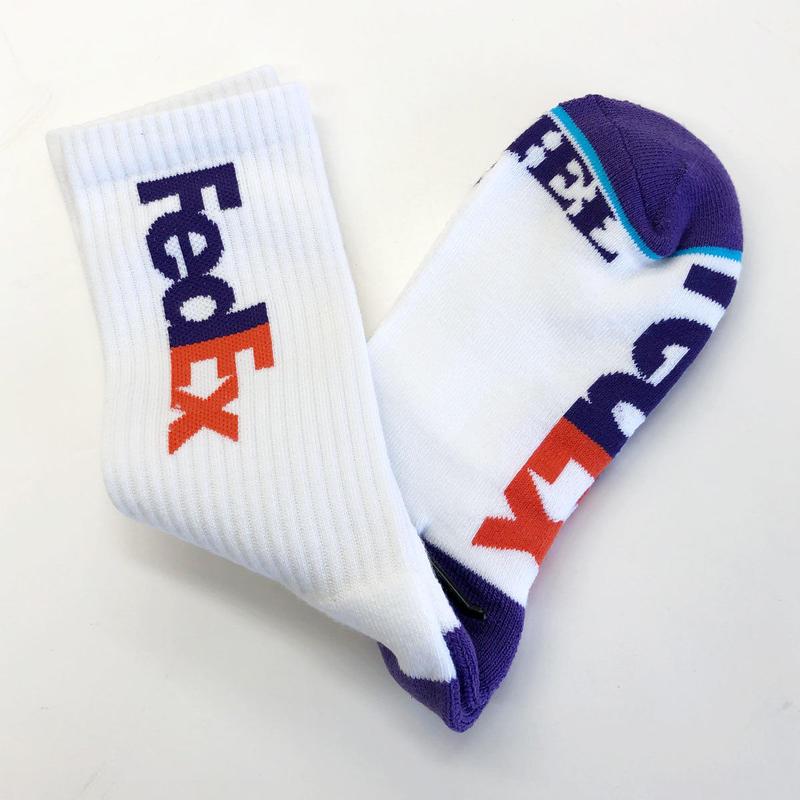 FedEx Fuel Athletic Socks フェデックス 靴下 ソックス