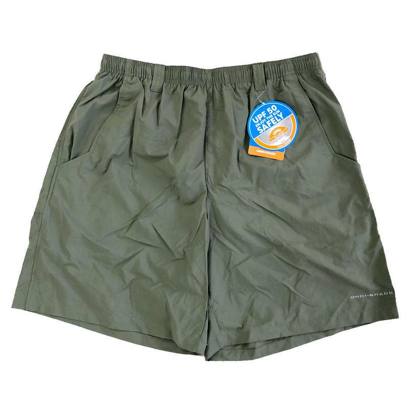 Columbia  PFG   BACKCAST3 Water Shorts  Cypress Green  コロンビア ショーツ ナイロン