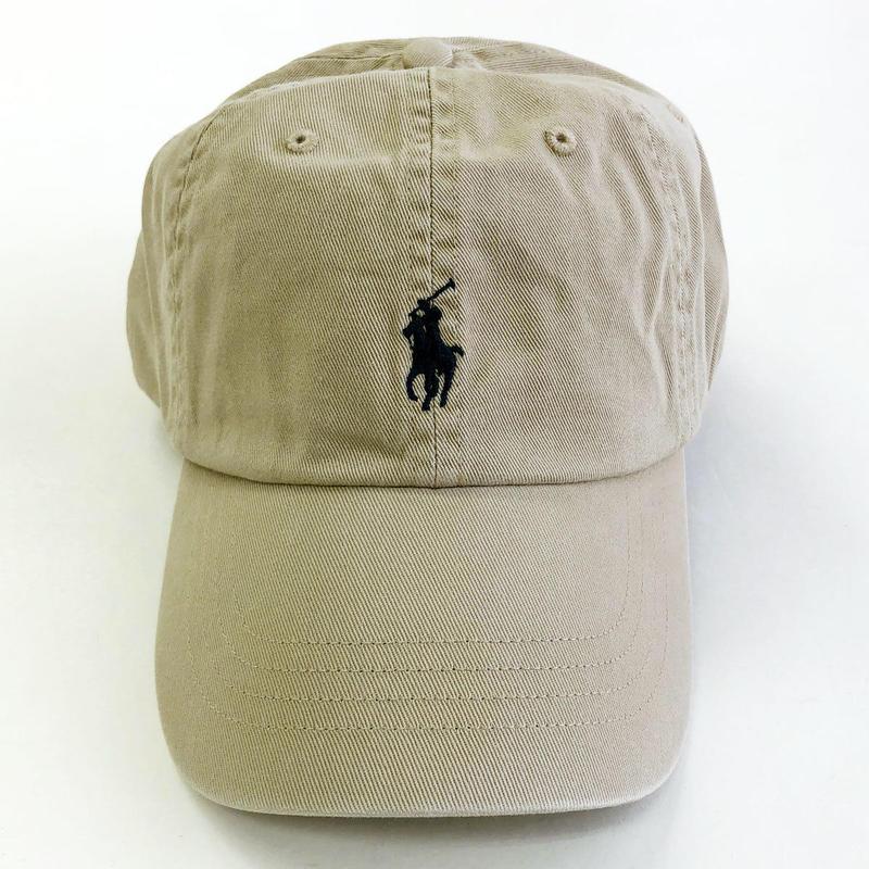 POLO Ralph Lauren / Classic CAP NUBUCK ポロ ラルフローレン キャップ