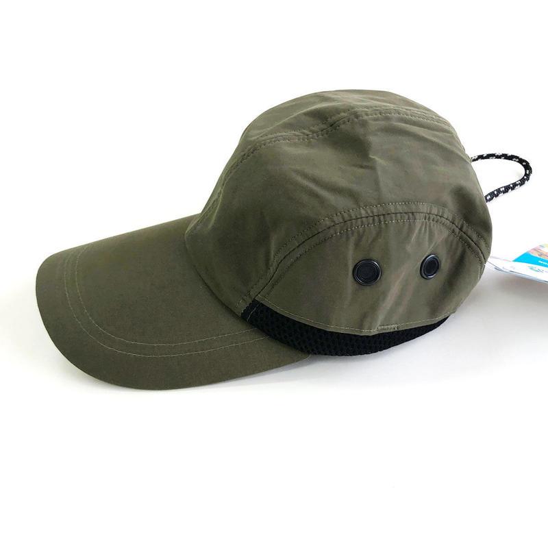 ADAMS EXTREME PERFORMANCE HAT OLIVE アダムス キャップ