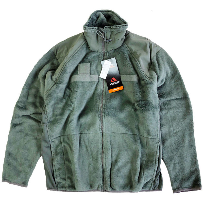 US.GEN III ECWCS Level 3 Polartec Fleece Jacket FOLIAGE GREEN    フリース ジャケット ミリタリー MADE IN USA