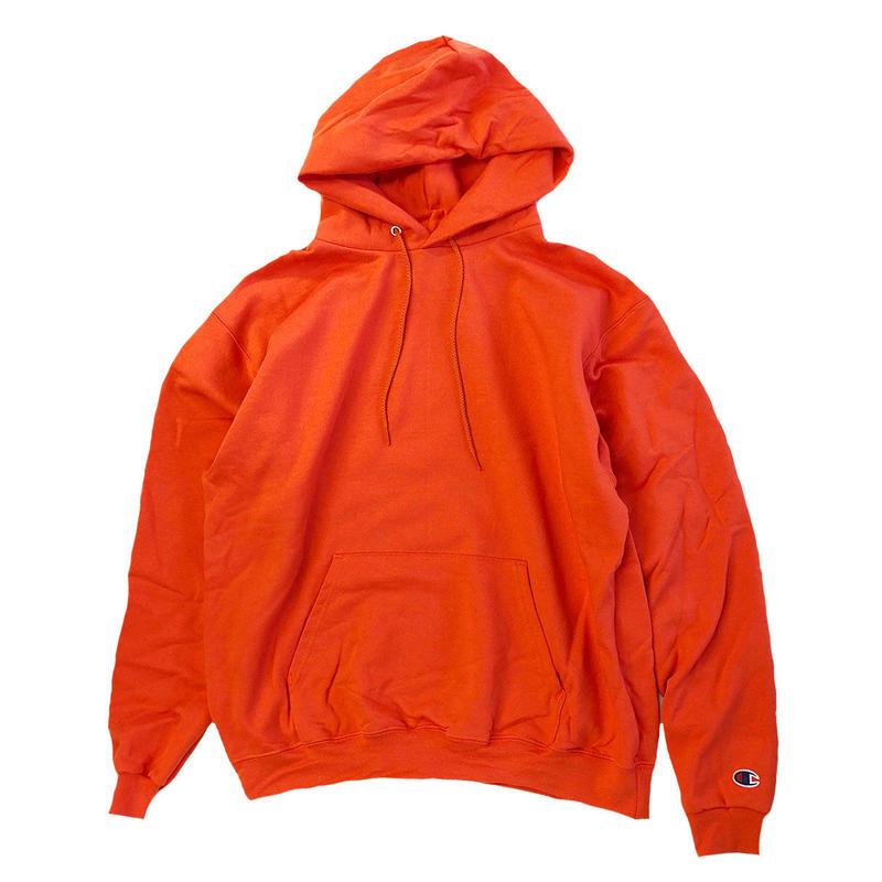 Champion / Eco 9oz Pullover Hood  ORANGE チャンピオン エコフリース パーカー オレンジ