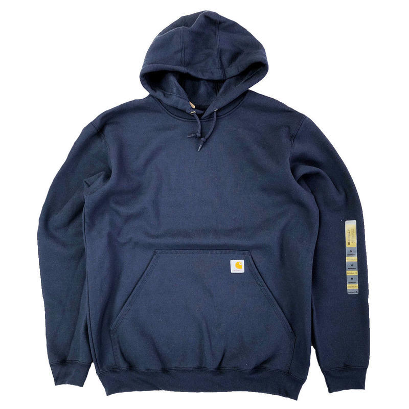 CARHARTT HOODED PULLOVER MIDWEIGHT SWEATSHIRT NEW NAVY