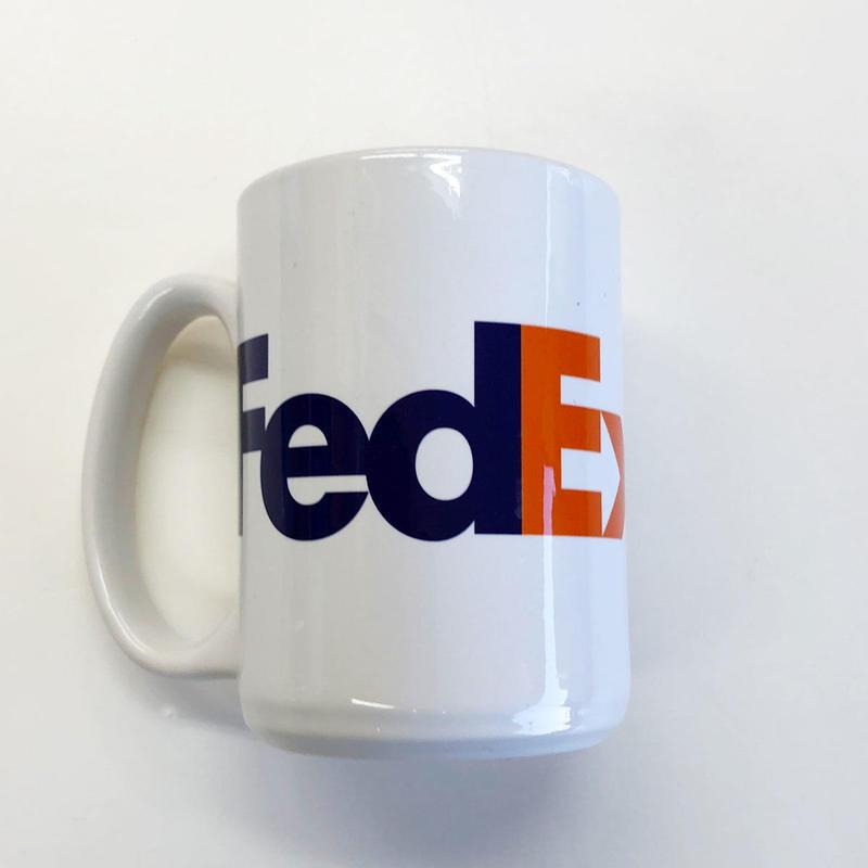 FedEx Bright Morning Mug フェデックス マグカップ