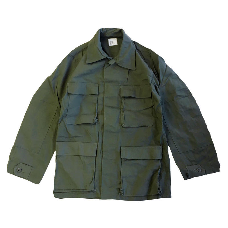 US ARMY 80s WINFIELD 4Pocket Jacket OLIVE DEAD STOCK
