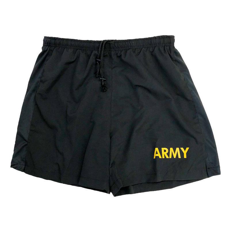 US ARMY PHYSICAL FITNESS UNIFORM SHORTS 米軍 フィジカルトレーニング ショーツ ショートパンツ