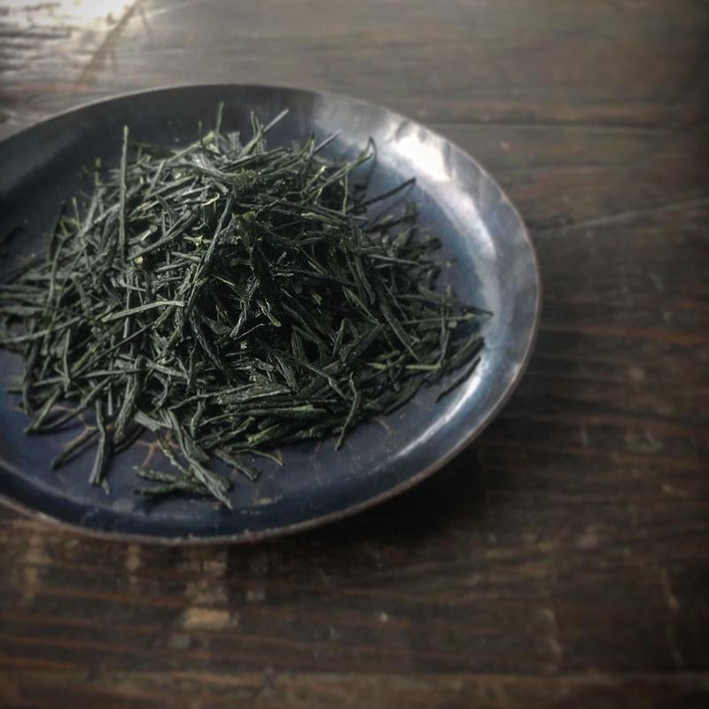 茶生産家 中森 大 × 好信楽 祿  極上伊勢煎茶 飲み比べ