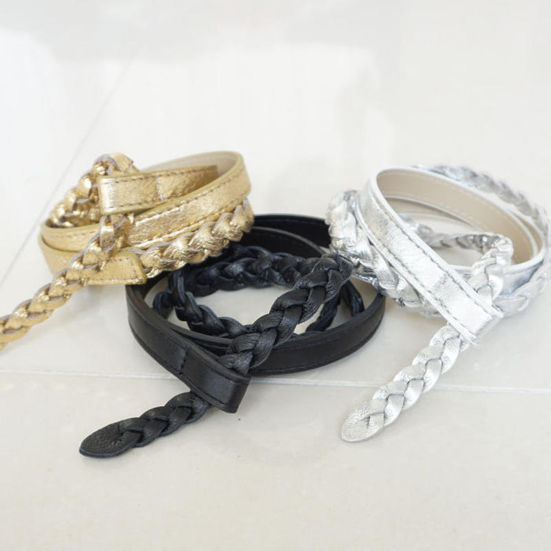 leather belt(119-5184,5185)