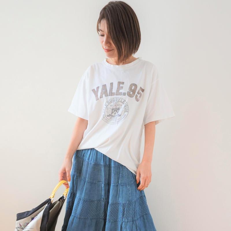 <R.vintage(rv0078)>T-shirt