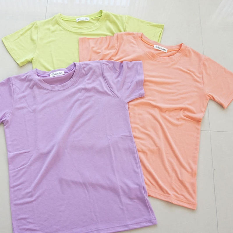 T-shirt(color)