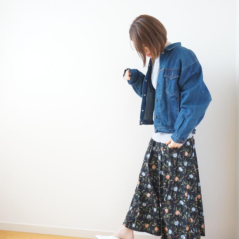 <R.vintage(rv0003)>denim jacket