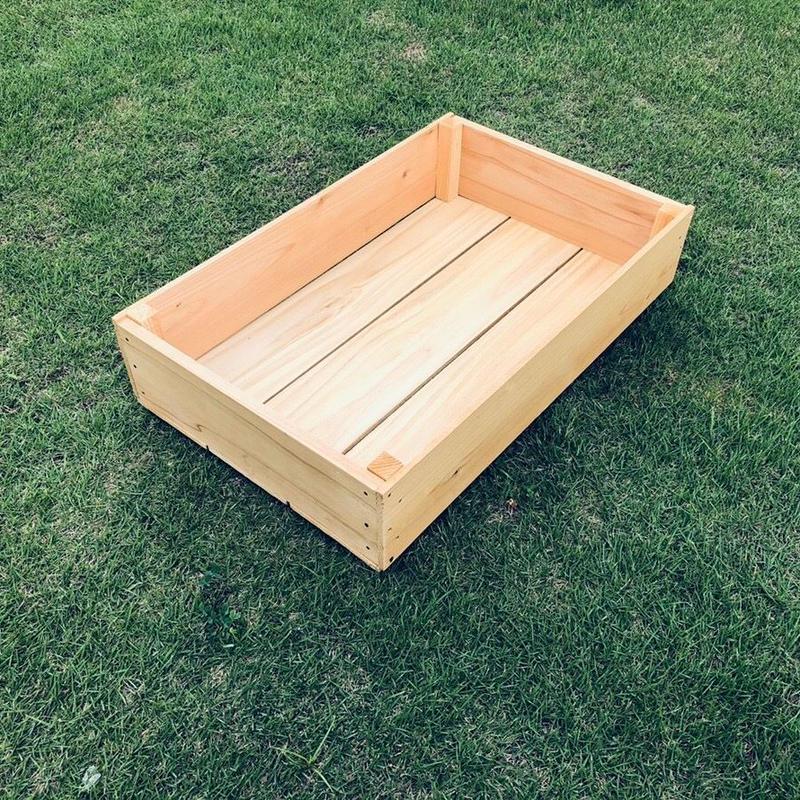 トロ箱  高さ13cm  4箱