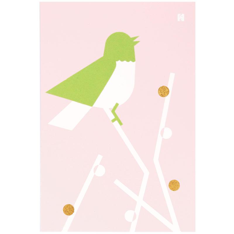 はがき 鶯