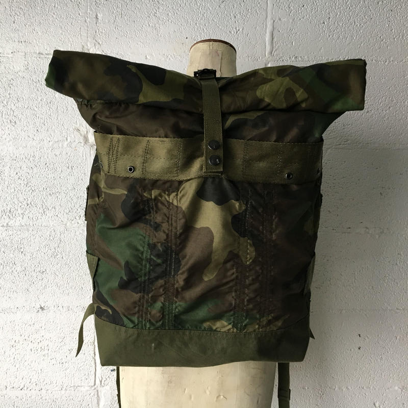 #340 1980's ALICE pack mod woodland camo