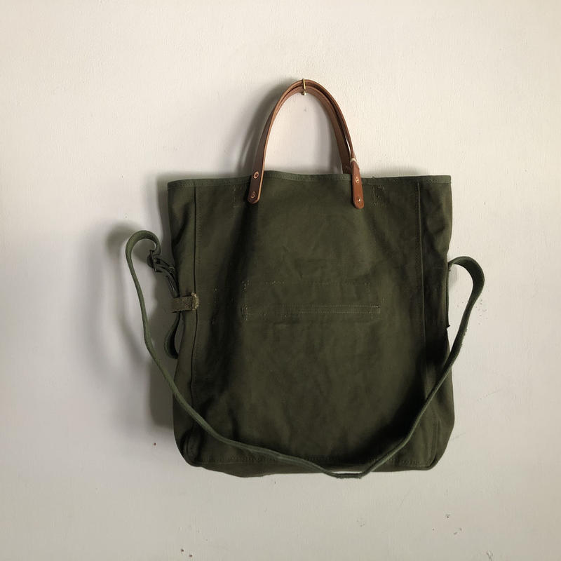 #798 1960's USMC field cargo pack modified