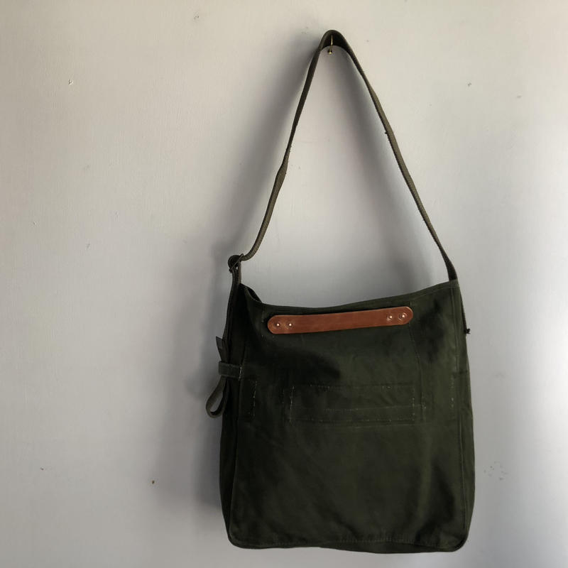 #763 1960's USMC field cargo pack modified type2