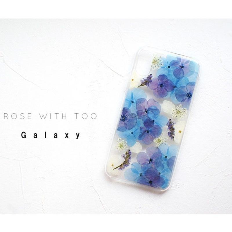Galaxy / 押し花ケース20190717_9