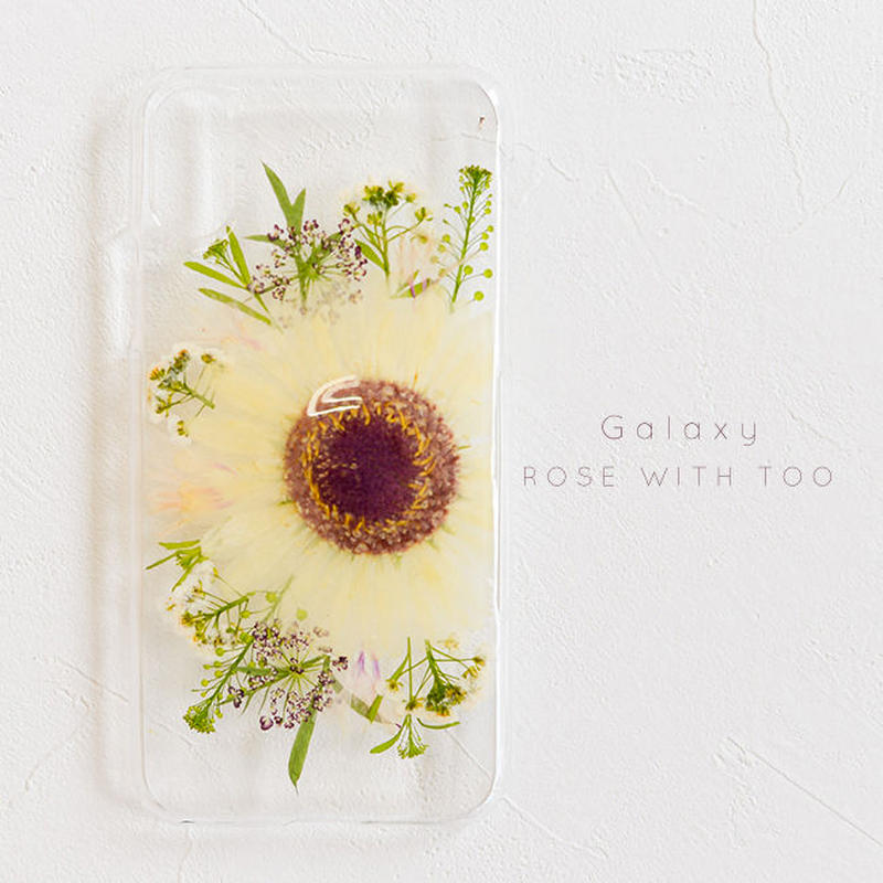 Galaxy / 押し花ケース 190522_2