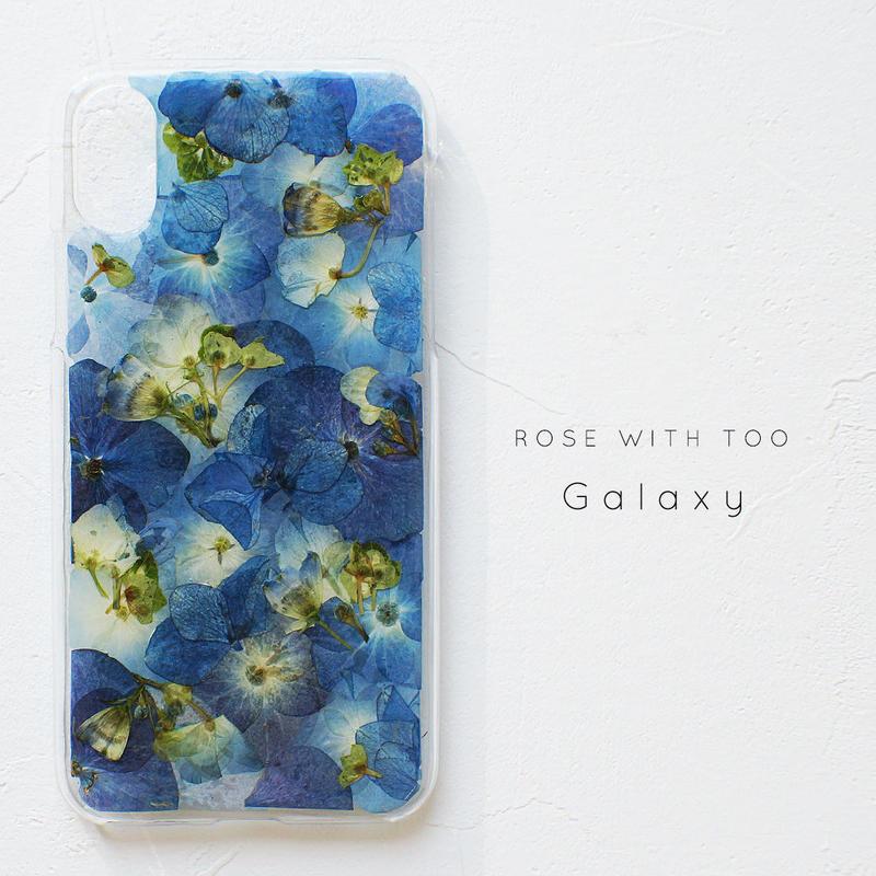 Galaxy / 押し花ケース 190508_5