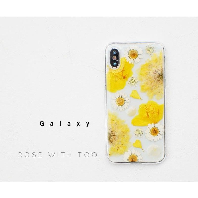 Galaxy / 押し花ケース20190710_4
