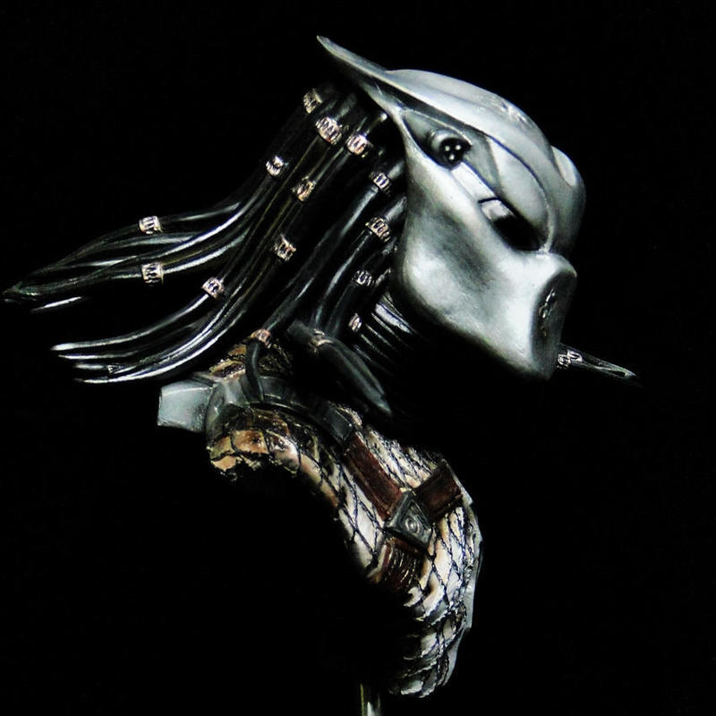 Predator Mask Ver.完成品