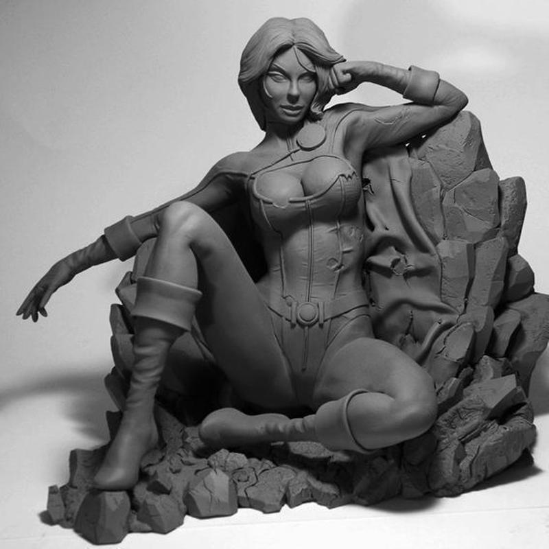 Power Girl KIt