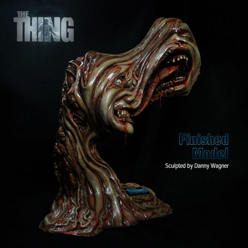 The Thing 1/1scale 完成品