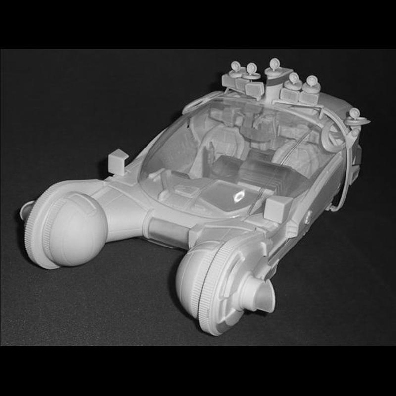 Future Police Car Kit