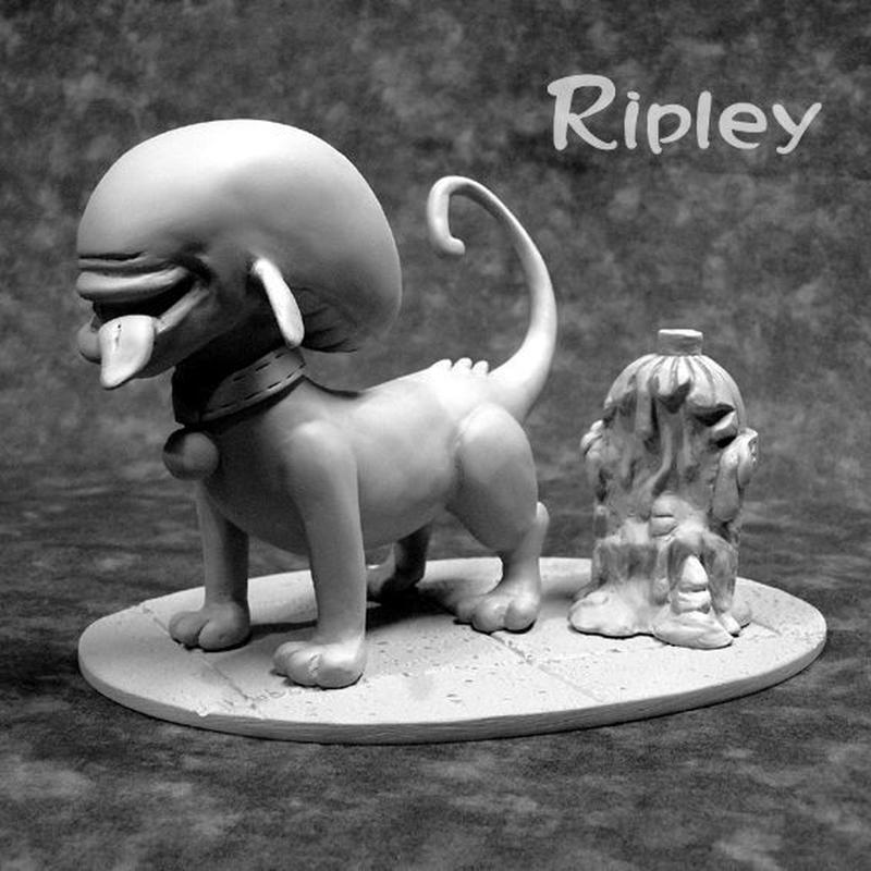 Ripley Kit(サフ組立なし)