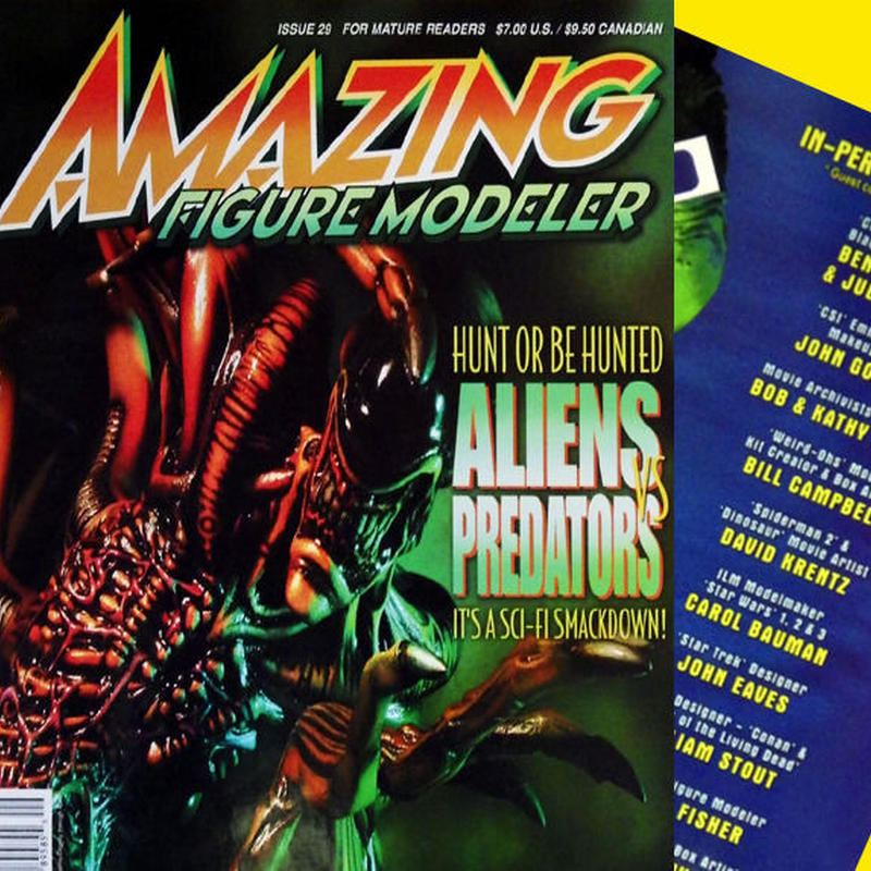 Amazing Figure Modeler #29a
