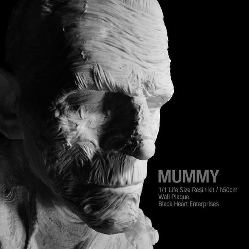Mummy 1/1 Wall-Hanger kit【取り寄せ】