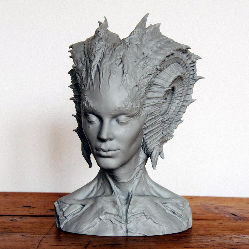Caracolilla 1/3scale Bust kit【入荷待ち】