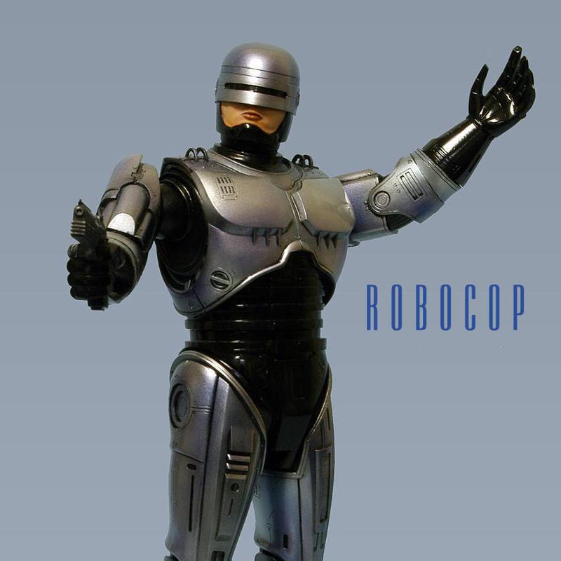 ROBOCOP 完成品